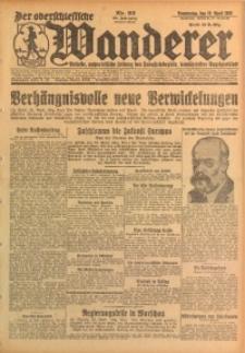 Der Oberschlesische Wanderer, 1926, Jg. 99, Nr. 92