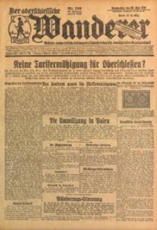 Der Oberschlesische Wanderer, 1926, Jg. 99, Nr. 116
