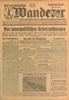 Der Oberschlesische Wanderer, 1926, Jg. 99, Nr. 121