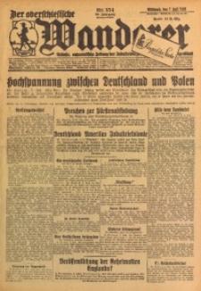 Der Oberschlesische Wanderer, 1926, Jg. 99, Nr. 154