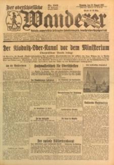 Der Oberschlesische Wanderer, 1926, Jg. 99, Nr. 183