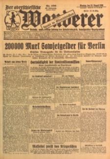 Der Oberschlesische Wanderer, 1926, Jg. 99, Nr. 188