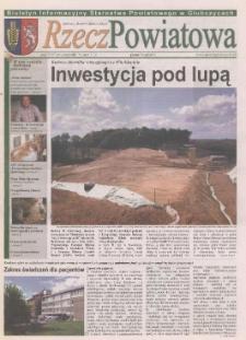 Rzecz Powiatowa : biuletyn informacyjny Starostwa Powiatowego w Głubczycach 2007, nr 3.