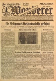Der Oberschlesische Wanderer, 1926, Jg. 99, Nr. 218