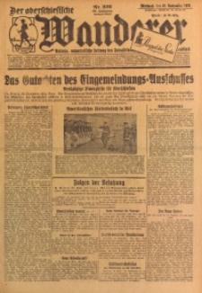 Der Oberschlesische Wanderer, 1926, Jg. 99, Nr. 226