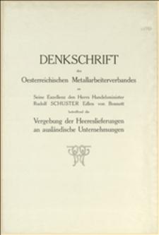 Artykuł dotyczący planów rozbudowy floty wojennej - Wiedeń, 01.03.1913 r.