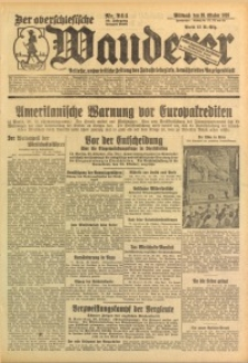 Der Oberschlesische Wanderer, 1926, Jg. 99, Nr. 244