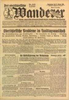 Der Oberschlesische Wanderer, 1926, Jg. 99, Nr. 245