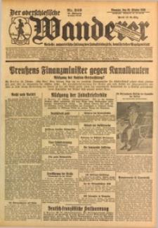 Der Oberschlesische Wanderer, 1926, Jg. 99, Nr. 249