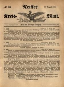 Neisser Kreis-Blatt, 1877, Jg. 36, nr33
