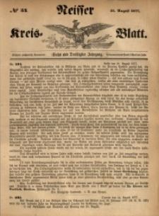 Neisser Kreis-Blatt, 1877, Jg. 36, nr34