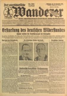 Der Oberschlesische Wanderer, 1926, Jg. 99, Nr. 261