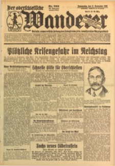 Der Oberschlesische Wanderer, 1926, Jg. 99, Nr. 262
