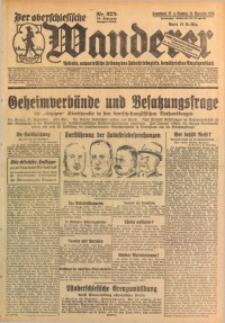 Der Oberschlesische Wanderer, 1926, Jg. 99, Nr. 275