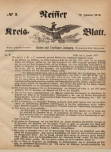 Neisser Kreis-Blatt, 1878, Jg. 37, nr2