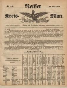 Neisser Kreis-Blatt, 1878, Jg. 37, nr19