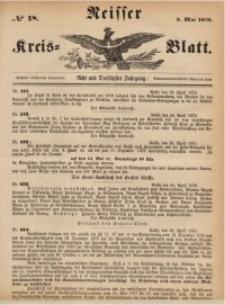 Neisser Kreis-Blatt, 1879, Jg. 38, nr18