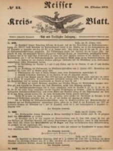Neisser Kreis-Blatt, 1879, Jg. 38, nr44