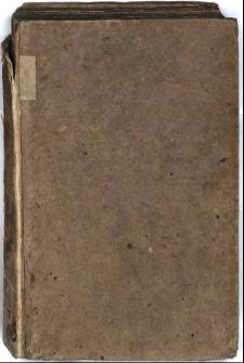 Rękopis zawierający kilka tekstów prawniczych