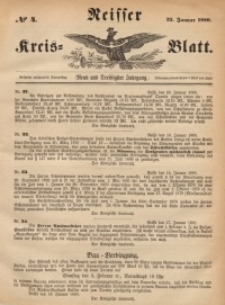 Neisser Kreis-Blatt, 1880, Jg. 39, nr4