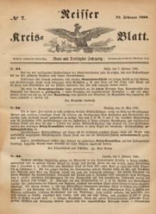 Neisser Kreis-Blatt, 1880, Jg. 39, nr7