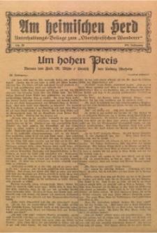 Am Heimischen Herd, 1928, Jg. 100, Nr. 20