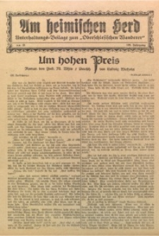 Am Heimischen Herd, 1928, Jg. 100, Nr. 25