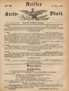 Neisser Kreis-Blatt, 1880, Jg. 39, nr25