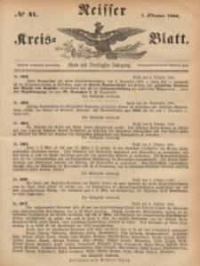 Neisser Kreis-Blatt, 1880, Jg. 39, nr41