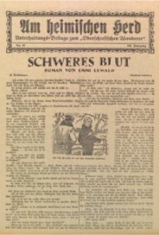 Am Heimischen Herd, 1928, Jg. 100, Nr. 43