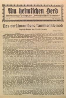 Am Heimischen Herd, 1928, Jg. 100, Nr. 53