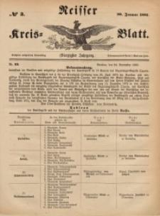 Neisser Kreis-Blatt, 1881, Jg. 40, nr3