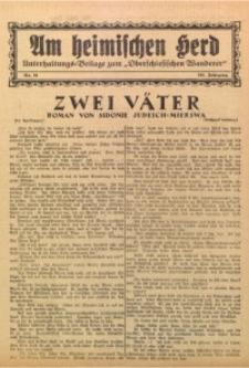 Am Heimischen Herd, 1928, Jg. 101, Nr. 84