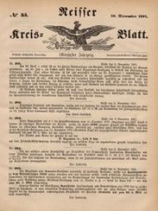 Neisser Kreis-Blatt, 1881, Jg. 40, nr45
