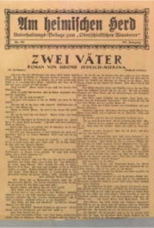 Am Heimischen Herd, 1928, Jg. 101, Nr. 102