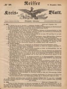 Neisser Kreis-Blatt, 1881, Jg. 40, nr49