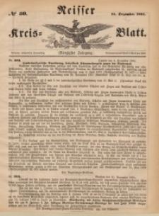 Neisser Kreis-Blatt, 1881, Jg. 40, nr50