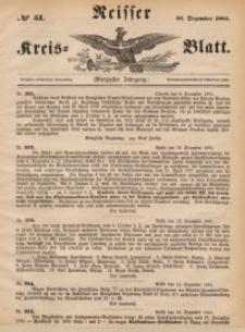 Neisser Kreis-Blatt, 1881, Jg. 40, nr51