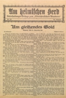 Am Heimischen Herd, 1928, Jg. 101, Nr. 115
