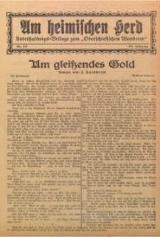 Am Heimischen Herd, 1928, Jg. 101, Nr. 116