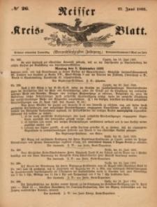 Neisser Kreis-Blatt, 1895, Jg. 54, nr26