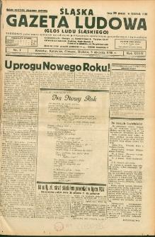 Śląska Gazeta Ludowa, 1936, Nry 1-52