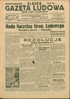 Śląska Gazeta Ludowa, 1939, Nry 4-17, 19-32, 34-35