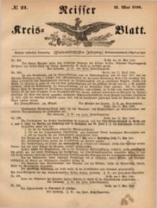 Neisser Kreis-Blatt, 1896, Jg. 55, nr21
