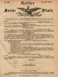 Neisser Kreis-Blatt, 1896, Jg. 55, nr24