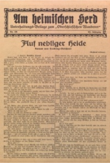 Am Heimischen Herd, 1928, Jg. 101, Nr. 235