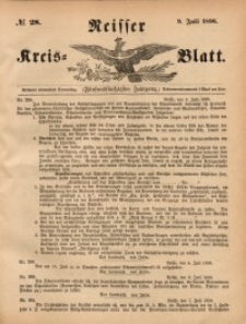 Neisser Kreis-Blatt, 1896, Jg. 55, nr28