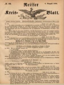 Neisser Kreis-Blatt, 1896, Jg. 55, nr32