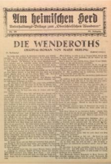 Am Heimischen Herd, 1928, Jg. 101, Nr. 258