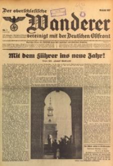 Der Oberschlesische Wanderer, 1937, Jg. 109, Nr. 1